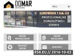 Miniaturka domeny domar.biz.pl