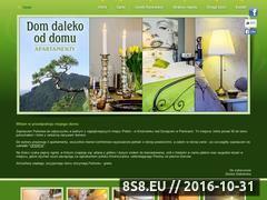 Miniaturka domeny www.domdalekooddomu.pl