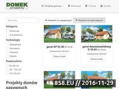 Miniaturka domeny www.domek.net.pl