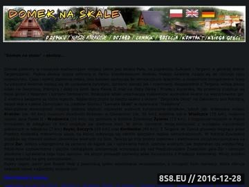 Zrzut strony Domek do wynajęcia w górach, noclegi Beskid Mały Sułkowice Andrychów Wadowice