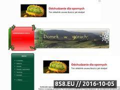 Miniaturka domeny www.domekrabka.cba.pl