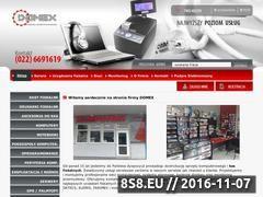 Miniaturka domeny domex.waw.pl
