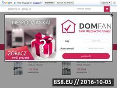 Miniaturka domeny domfan.pl