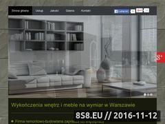 Miniaturka domeny www.domimeble.com.pl