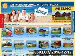 Miniaturka domeny www.domki.nad.morzem.net