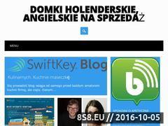 Miniaturka domeny www.domki.sejny.pl