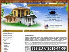 Miniaturka domeny domkibanie.pl