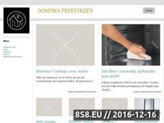 Miniaturka domeny domowaprzestrzen.pl