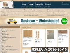Miniaturka domeny www.dompaneli.pl