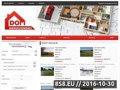 Miniaturka domeny www.dompila.pl