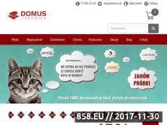 Miniaturka domus-sklep.pl (Płytki hiszpańskie)