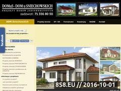 Miniaturka domeny domus.wroc.pl