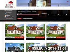 Miniaturka domeny www.domy3d.pl