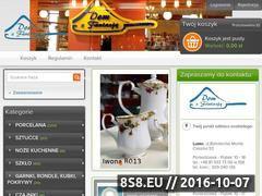 Miniaturka domeny www.domzfantazja.pl