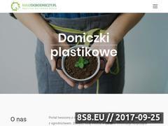 Miniaturka domeny doniczki-plastikowe.pl