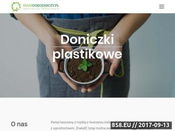 Zrzut strony Doniczki plastikowe