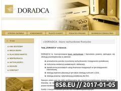 Miniaturka domeny doradca.info.pl