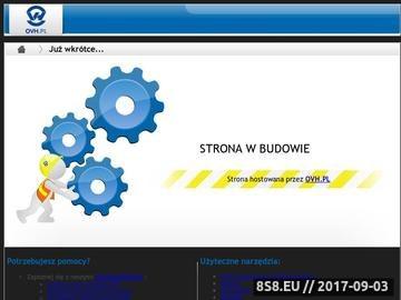 Zrzut strony Doradca.pl - Baza sprawdzonych doradców