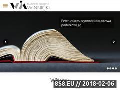 Miniaturka domeny doradztwopodatkowe.wroclaw.pl