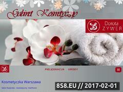 Miniaturka domeny www.doriscosmet.pl