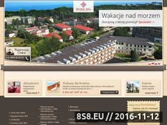 Miniaturka domeny www.dorisspa.pl