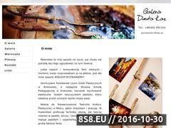 Miniaturka domeny www.dorota-laz.com