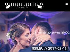 Miniaturka www.dorotazelazna.pl (Fotografia ślubna Legnica)