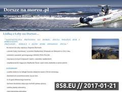 Miniaturka domeny dorszenamorzu.pl