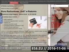 Miniaturka domeny dos.radom.pl