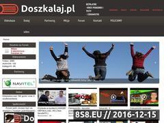 Miniaturka domeny doszkalaj.pl