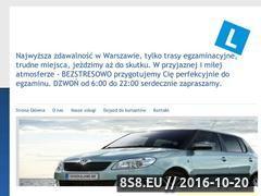 Miniaturka domeny www.doszkalanie.biz