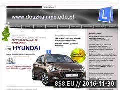 Miniaturka domeny www.doszkalanie.edu.pl