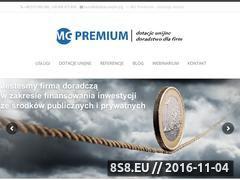 Miniaturka domeny dotacje-unijne.org