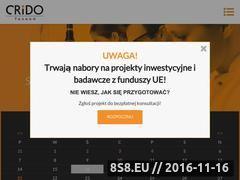 Miniaturka domeny dotacjenainnowacje.taxand.pl