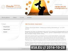 Miniaturka doulatorun.pl (Wsparcie przy porodzie)