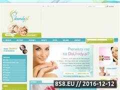 Miniaturka domeny www.dourody.pl