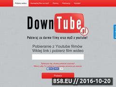 Miniaturka domeny downtube.pl