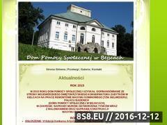 Miniaturka domeny dpsbejsce.strefa.pl