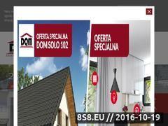 Miniaturka domeny www.dqm.pl