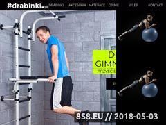Miniaturka drabinki.pl (Drabinki i akcesoria gimnastyczne)