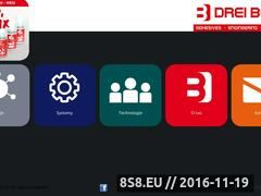 Miniaturka domeny www.dreibond.com.pl