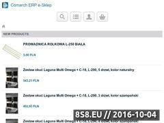Miniaturka domeny drewmax-online.pl