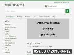 Miniaturka domeny drewnianeinspiracje.com.pl