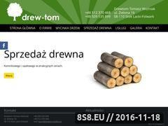 Miniaturka domeny drewno-siedlce.pl