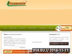 Miniaturka domeny www.drewnogrod.pl