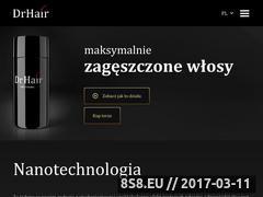 Miniaturka domeny drhair.pl