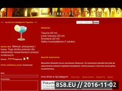 Miniaturka domeny www.drinkuj.pl
