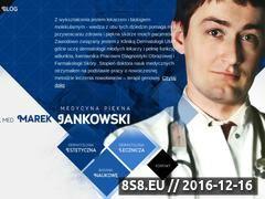 Miniaturka domeny drjankowski.pl