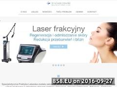 Miniaturka drkowalczewski.pl (Usługi medyczne)