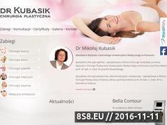 Miniaturka domeny www.drkubasik.pl